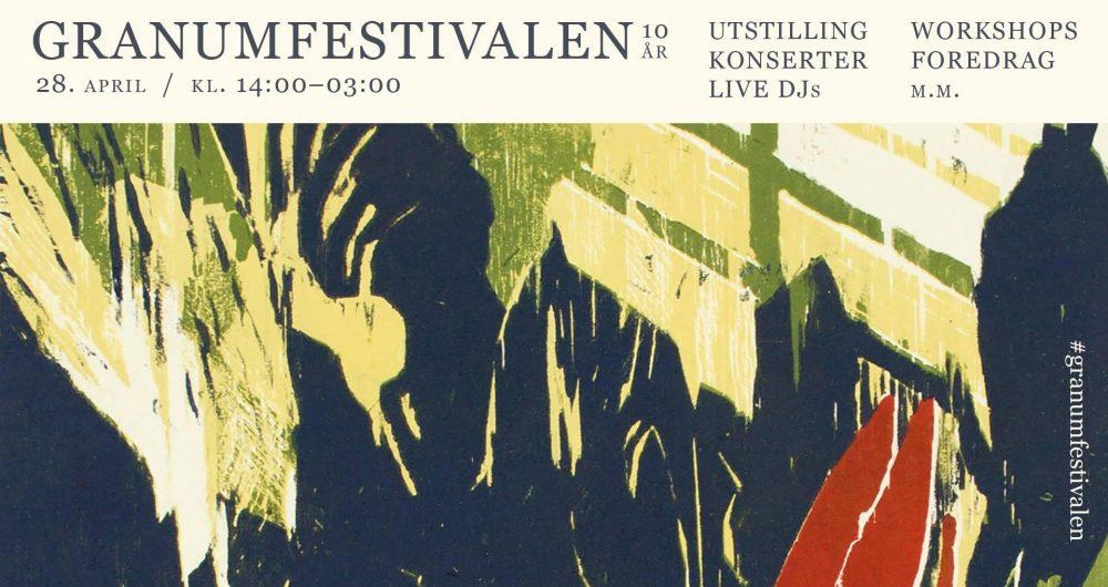 Banner Granumfestivalen
