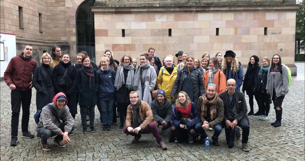 Studietur til Berlin 2017