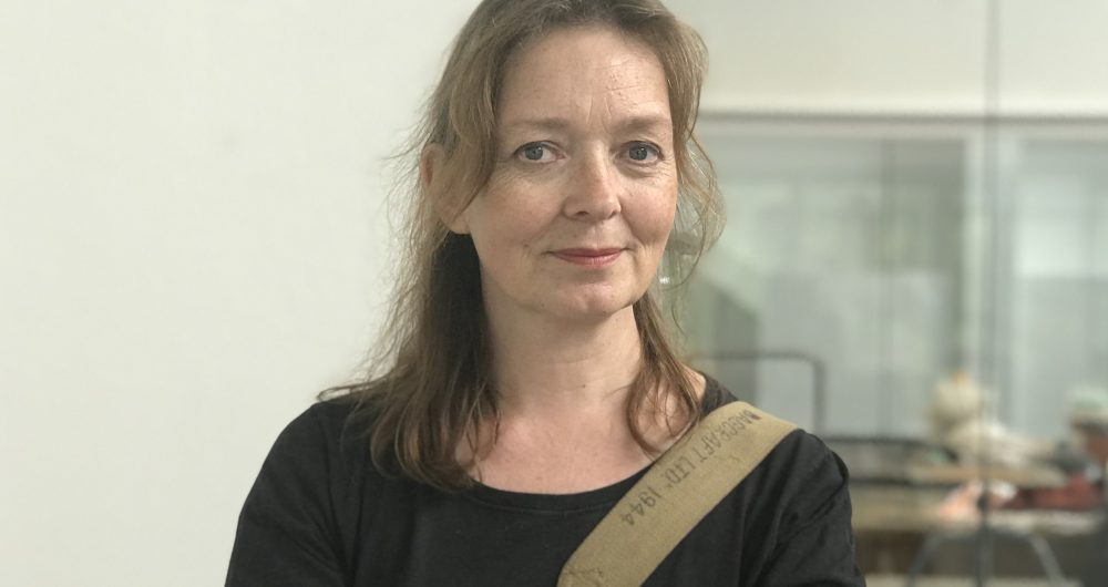 Tidligere student Kristin Günther