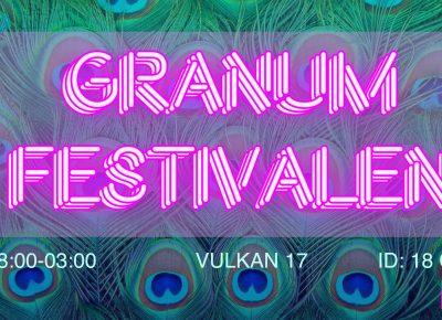 Granumfestivalen2017 Header